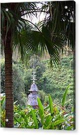 Panviman Chiang Mai Spa And Resort - Chiang Mai Thailand - 011319 Acrylic Print