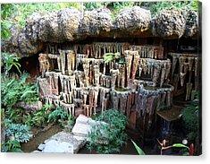Panviman Chiang Mai Spa And Resort - Chiang Mai Thailand - 011342 Acrylic Print by DC Photographer