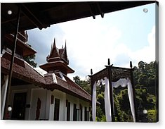 Panviman Chiang Mai Spa And Resort - Chiang Mai Thailand - 01135 Acrylic Print by DC Photographer