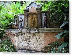 Panviman Chiang Mai Spa And Resort - Chiang Mai Thailand - 011356 Acrylic Print