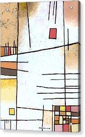 Paprika Acrylic Print by Douglas Simonson