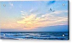 Paraclete At Sunrise  Acrylic Print