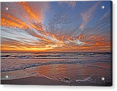 Acrylic Print featuring the photograph Paradise Found by HH Photography of Florida