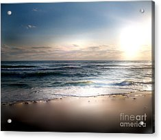 Paradise Found Acrylic Print by Jeffery Fagan