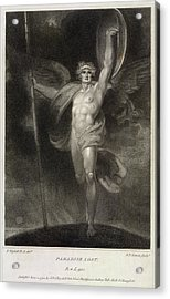 Paradise Lost Acrylic Print by British Library