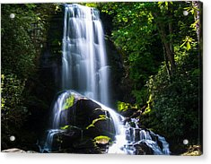 Acrylic Print featuring the photograph Paradise by Serge Skiba