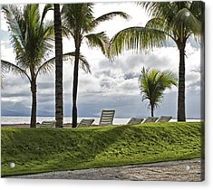 Acrylic Print featuring the photograph Paradise Waiting by Wendell Thompson
