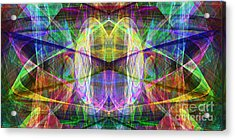 Parallel Universe Ap130511-22-2b Acrylic Print by Wingsdomain Art and Photography