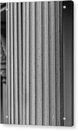 Parallelism Acrylic Print by Robert Ullmann
