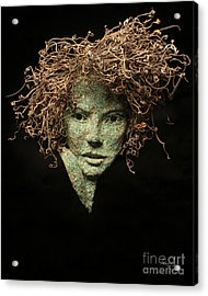 Paramour Acrylic Print by Adam Long