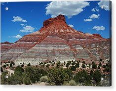 Acrylic Print featuring the photograph Paria Utah by Robert  Moss