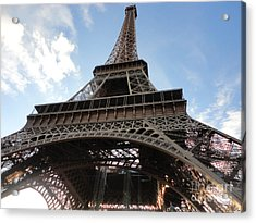 Paris France Acrylic Print by Gregory Dyer