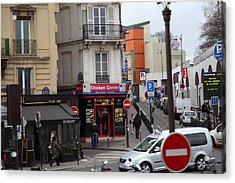 Paris France - Street Scenes - 0113132 Acrylic Print