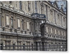 Paris France - Street Scenes - 011337 Acrylic Print by DC Photographer
