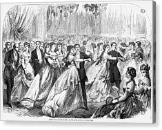 Paris Grand Ball, 1867 Acrylic Print