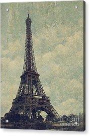 Paris Acrylic Print by Jelena Jovanovic