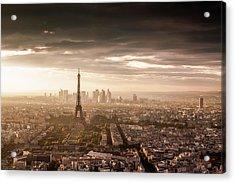 Paris Magnificence Acrylic Print