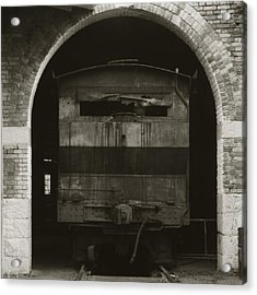 Acrylic Print featuring the photograph Parked by Amarildo Correa