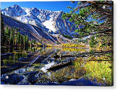 Parker Lake California Acrylic Print