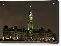 Parliament Hill Acrylic Print