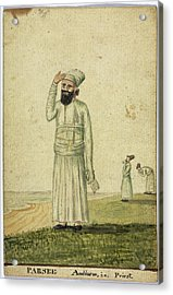 Parsee Andiaroo Acrylic Print by British Library