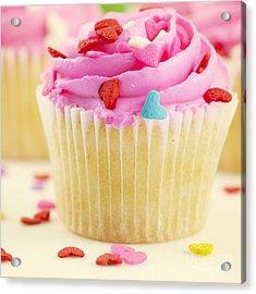 Party Cake Acrylic Print
