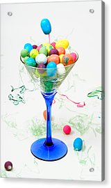 Party Time Acrylic Print