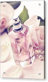 Parume Bottle Acrylic Print