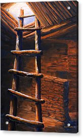 Passage Acrylic Print by Jerry McElroy