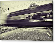 Passing Through Acrylic Print