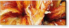 Passion - Abstract Art Acrylic Print