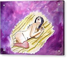 Passion Dream. Acrylic Print