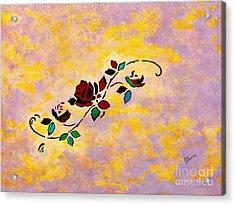 Passion Pieces Acrylic Print