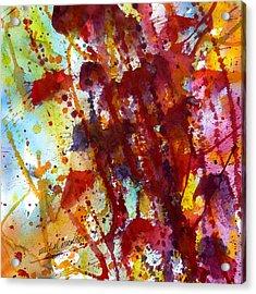 Passion Rising Acrylic Print
