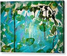 Passion Vine Acrylic Print
