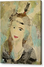 Past Life Self 3 Acrylic Print