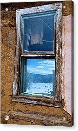 Past Reflections Acrylic Print