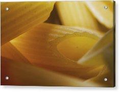 Pasta Macro Acrylic Print
