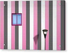 Pastel Tones Acrylic Print