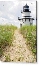 Path To The Lighthouse Acrylic Print