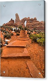 Pathway To Portals Acrylic Print