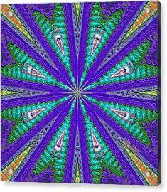 Pattern 37 Acrylic Print