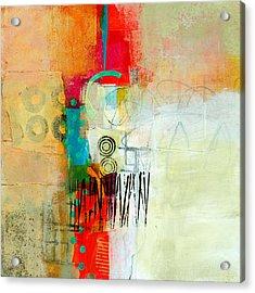 Pattern Study #1 Acrylic Print by Jane Davies