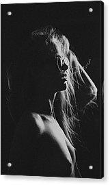Paula Acrylic Print