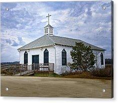 Pawleys Island Chapel Acrylic Print