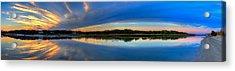 Pawlwys Island Sunset Acrylic Print