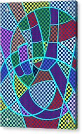 Peace 5 Of 12 Acrylic Print by Randall Henrie