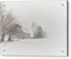 Peace And Quiet Acrylic Print by Pamela Baker