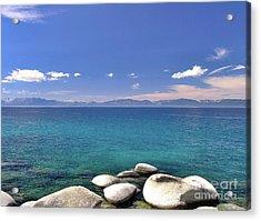 Peace - Lake Tahoe Acrylic Print