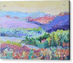 Peace Valley Acrylic Print